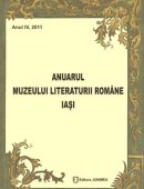 Anuarul Muzeului Literaturii Române