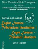 Revue Roumaine d'Etudes Francophones Nr. 2