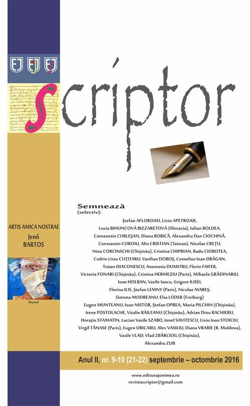 Revista SCRIPTOR