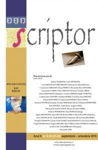 coperta Scriptor 9-10-2016