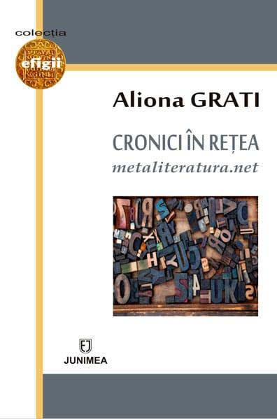 """Aliona Grati şi """"zborurile frânte"""" ale literaturii române din Basarabia"""