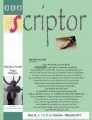Scriptor Anul III, nr. 1-2 (ianuarie-februarie) 2017