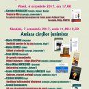 PROGRAM Participări Junimea şi Scriptor la  ARCA LUI GUTENBERG