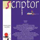 SCRIPTOR, nr. 1-2, 2020