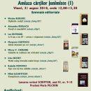 JUNIMEA – SCRIPTOR la Salonul Bookfest Chişinău