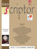 Scriptor Anul IV, nr. 9-10 (septembrie-octombrie) 2018
