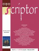 Scriptor Anul V, nr. 1-2 (ianuarie-februarie) 2019