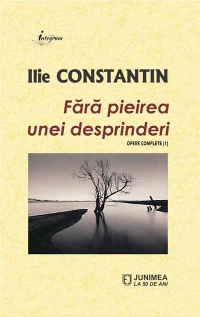 Reîntâlnire cu Ilie Constantin