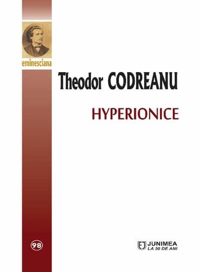 "Theodor Codreanu – ""Hyperionice"""