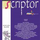 SCRIPTOR, nr. 3-4, 2020