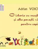 O istorie cu muște și alte povești vii pentru copii